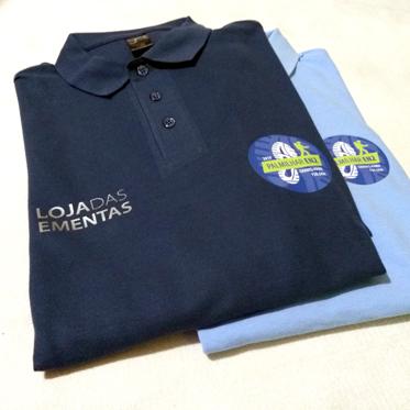 Polos e T-shirts